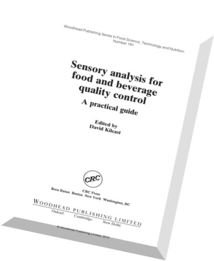 Download Sensory Analysis for Food and Beverage Quality