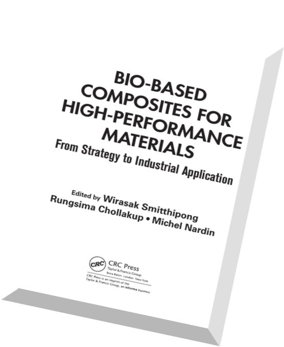 Download Bio-Based Composites for High-Performance Materi