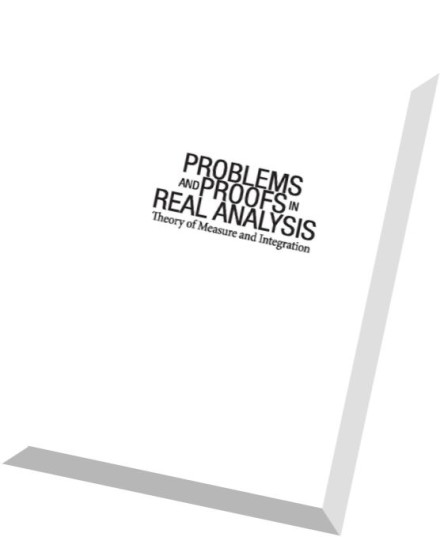 Download Problems and Proofs in Real Analysis Theory of