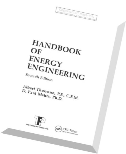 Download Handbook of Energy Engineering (7th Edition