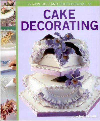 Rachel Brown  New Holland Professional Cake Decorating