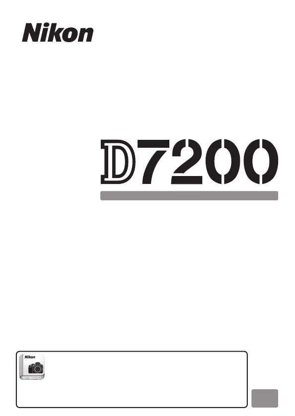 Manual Nikon D7200 (416 sider)