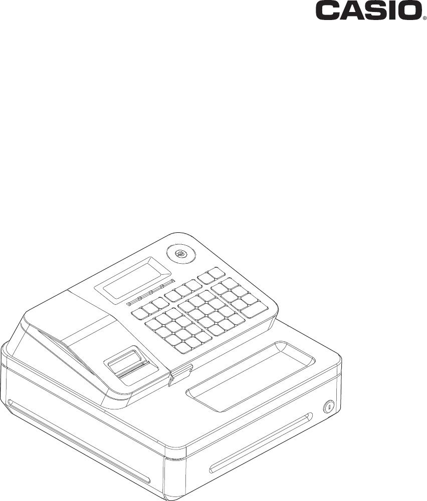 Manual Casio SE-S100 (91 sider)