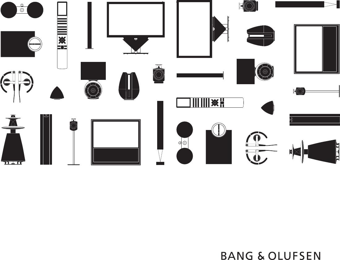 Manual Bang & Olufsen BeoVision 11 (32 sider)
