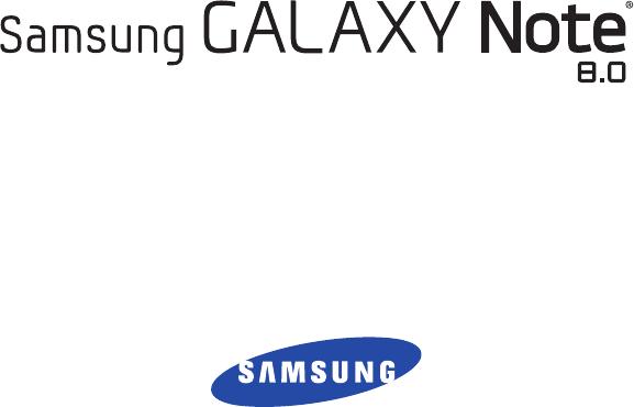Manual Samsung Galaxy Note 8.0 (206 sider)