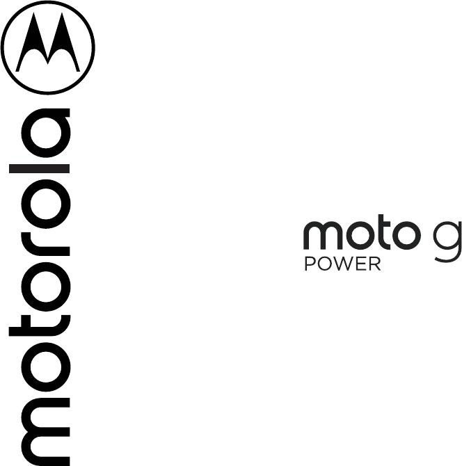 Manual Motorola Moto G8 Power (40 sider)
