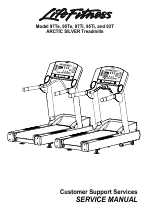Life Fitness 93T manuales