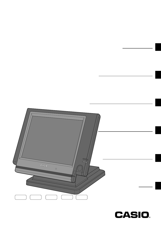 manual casio qt 6100