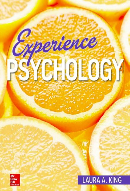 Experience Psychology 4th edition pdf Laura King