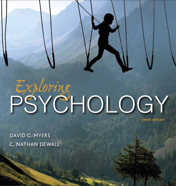 exploring psychology 10th edition myers download free pdf books