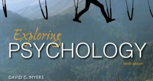 Exploring Psychology 10th Edition Myers