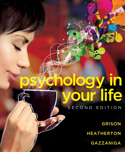 Psychology in your Life 2nd edition pdf.
