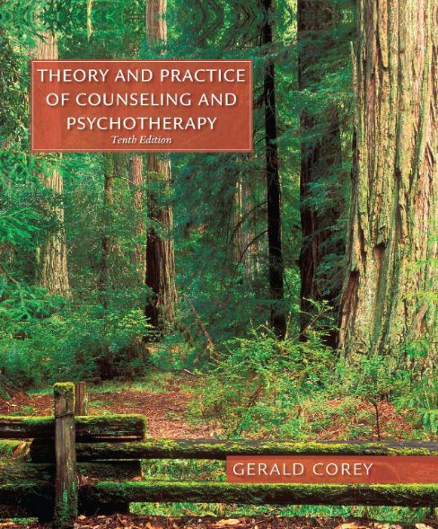 Theory and Practice of Counseling and Psycotherapy 10th edition pdf.
