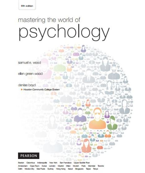 Mastering the World of Psychology 5th Edition pdf