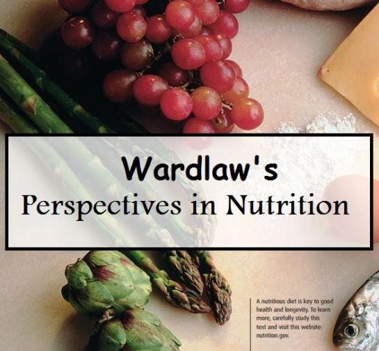 Wardlaw's Perspectives in Nutrition 11th edition pdf
