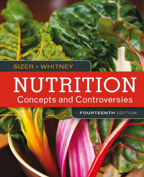 Nutrition Concepts and Controversies 14th edition pdf