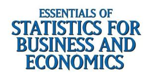 Essentials of statistics for business and economics 7th edition pdf download