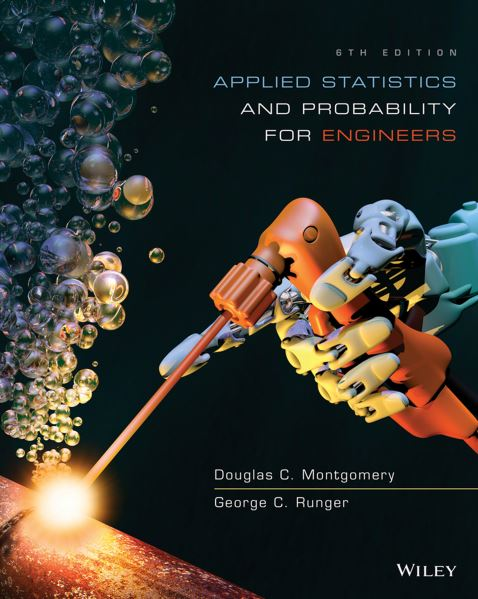 Applied Statistics and Probability for Engineers 6th Edition pdf download