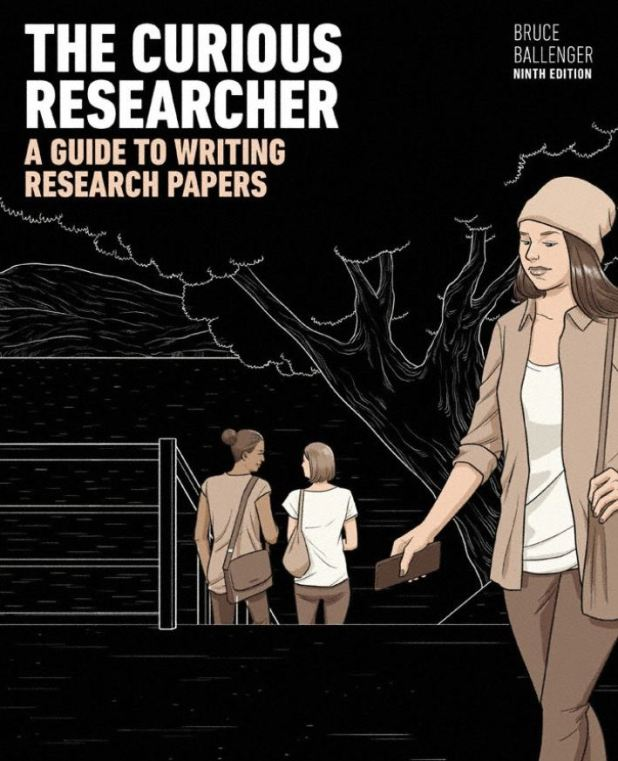 The Curious Researcher 9th edition pdf free download
