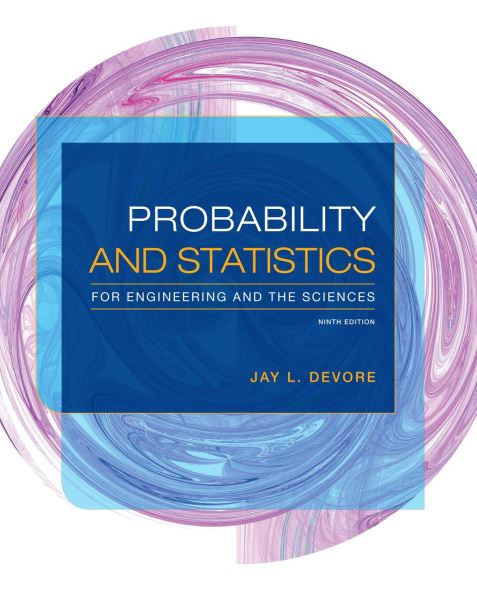 Probability and Statistics for Engineering and the Sciences 9th Edition pdf download
