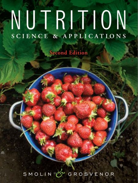 Nutrition Science and Applications 4th edition pdf