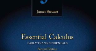 Essential Calculus Early Transcendentals 2nd edition pdf download