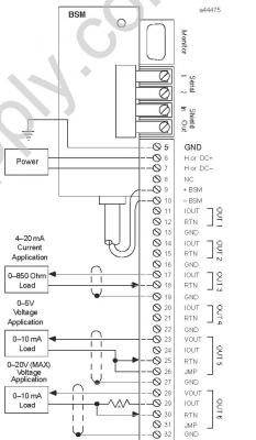 3 Wire 4 20ma Wiring Diagram 3 Wire To 2 Wire Conversion