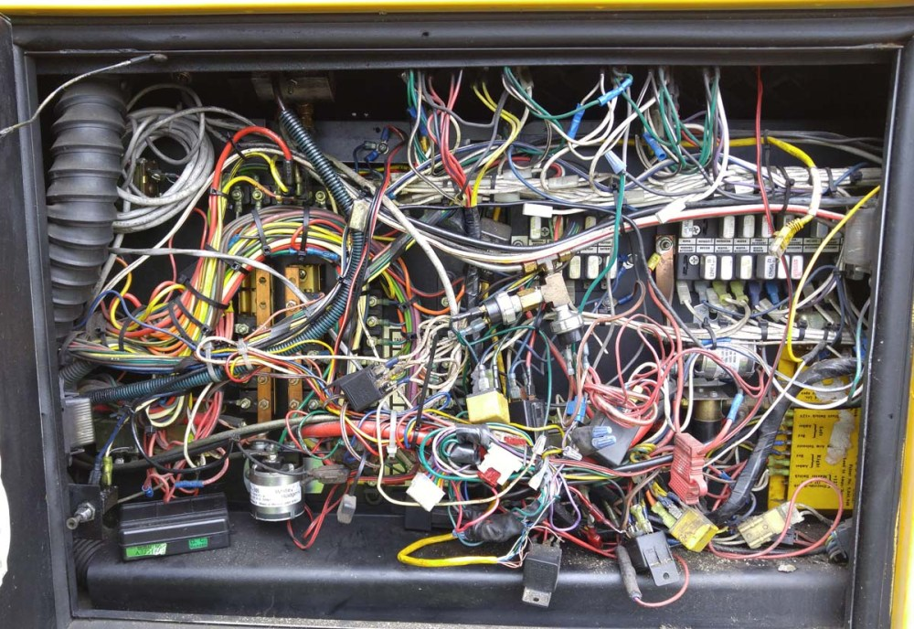 medium resolution of i would trace back a wire remove it then go start the bus that way i could always go back and fix any issues after removing about 100 lbs of wire i