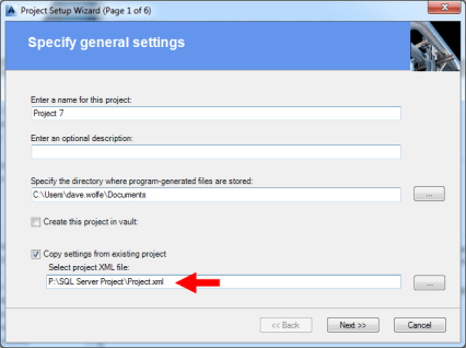 Reference SQL Server Project