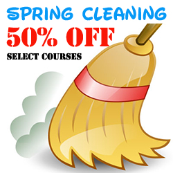 Spring Cleaning CEU Event