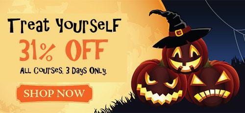 Halloween CE Sale