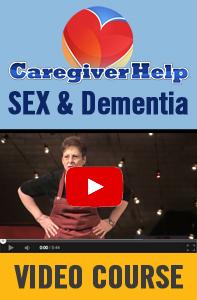 Caregiver Help: Sex and Dementia