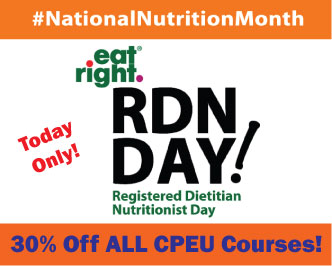 RDN Day CPEU Sale