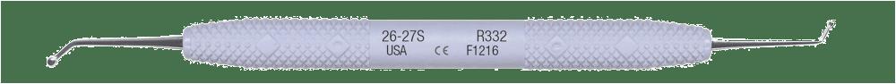 R332 26/27S Burnisher