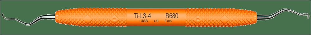 R680 Wingrove™ L3-4 Titanium Implant