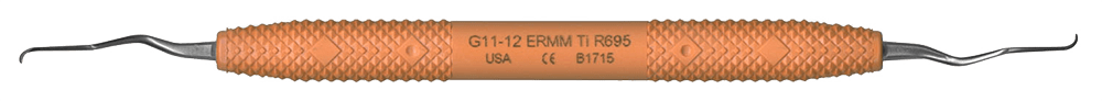 R695 Gracey 11-12 Titanium Extended Reach Micro Mini