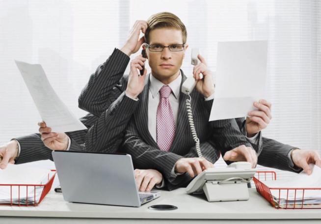 Multitasking – P-DTR® USA