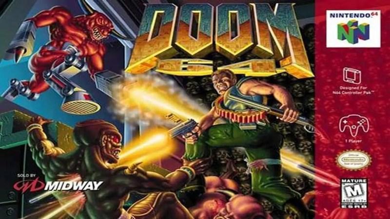 Doom 64 também retorna no Nintendo Switch