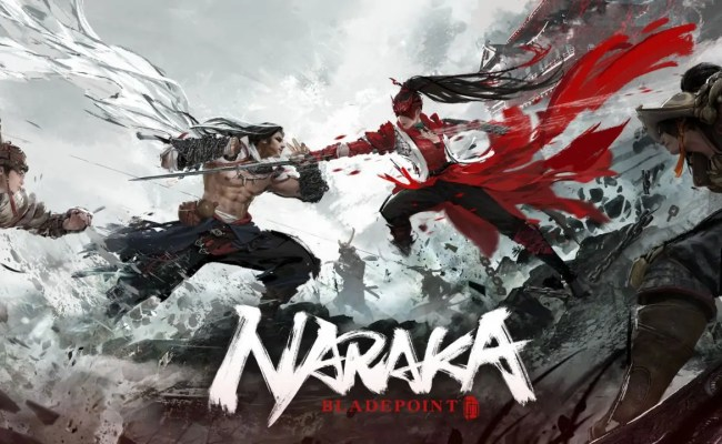Naraka Bladepoint Multiplayer With Melee Combat Coming