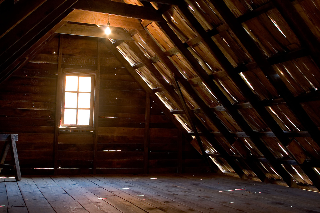 Kelly Street  Attic Conversion  PDX Additions
