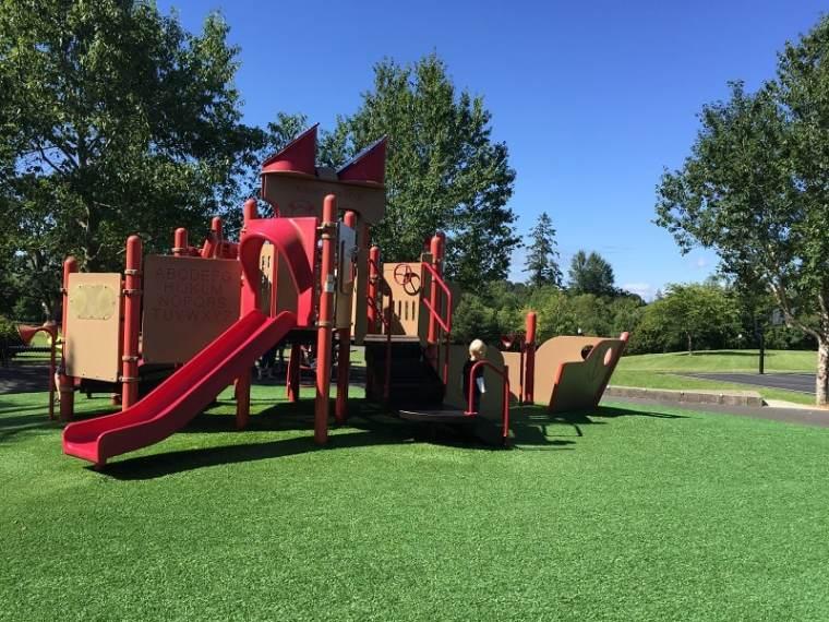 Frances Street Playground