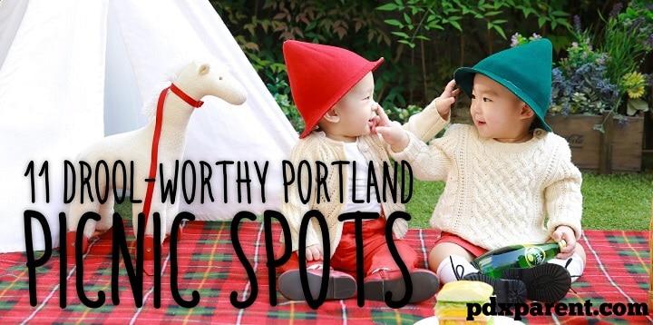 top portland picnic spots