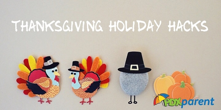 thanksgiving holiday hacks