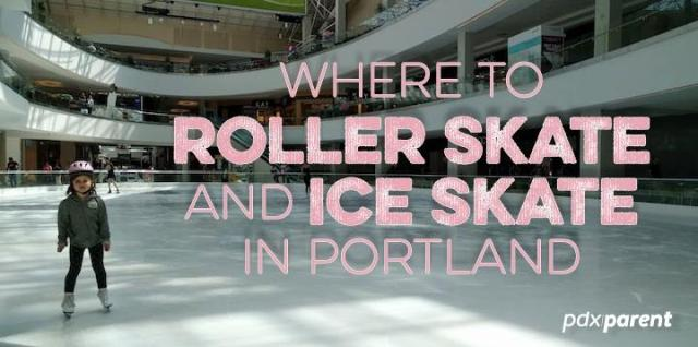 Portland Area Ice Skating And Roller Skating Rinks