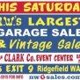 2017 Fall Nw S Largest Garage Sale Vintage Sale Clark