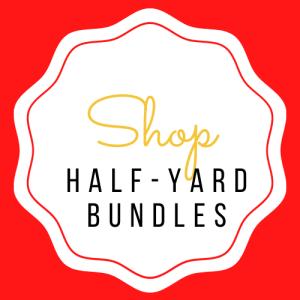 Half Yard Bundles