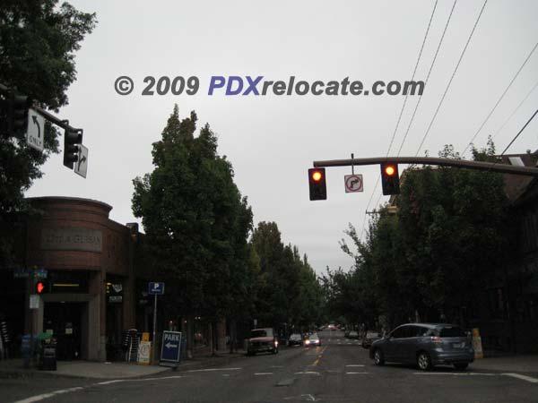 Neighborhood Mt Tabor Portland