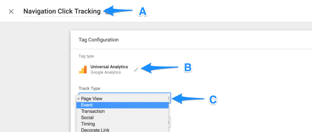 Creating Dynamic Event Tracking Tags in GTM (Updated 2018) | PDX Web