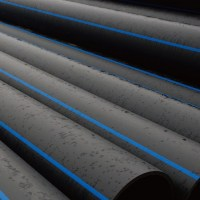 HDPE pipe - Solid wall Polyethylene Pipe (known as PE Pipe)