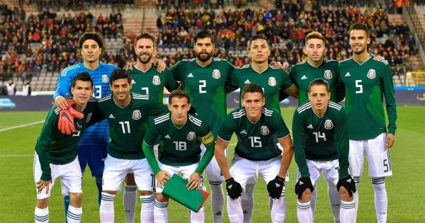 Mexico announce friendly against Wales in May Physical